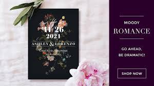 Wedding Invitations Utah Printable Press Welcome