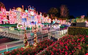 When Is Disney Decorated For Christmas Christmas At Disney Parks Around The World Disney Tourist Blog