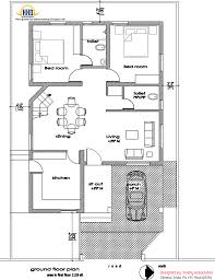 250 Square Foot Apartment Floor Plan by 100 Kerala Home Design 1200 Sq Ft Story House Plan Design