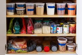 how to organise food cupboard how to organize your home pantry the new york times