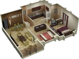 design a house plan whoa i love the half walls everywhere the lack of privacy would