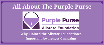 Favorite Meaning All About The Purple Purse Why I Joined The Allstate Foundation U0027s