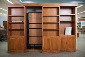 murphy bed bookshelves for beds folding amp wall more space place