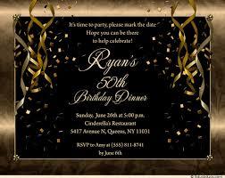 50th birthday party invitations designs tags 50 birthday