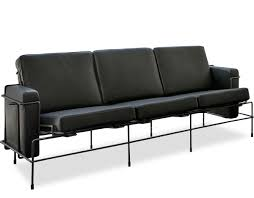 magis traffic three seat sofa hivemodern com