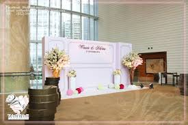 wedding backdrop hk hk four season hotel 香港四季酒店 well well event decoration