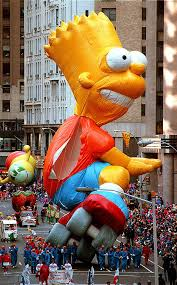 relive the scariest macy s thanksgiving day parade floats in