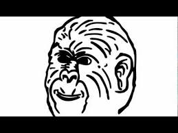 Monkey Face Meme - le monkey face that really rustled my jimmies know your meme