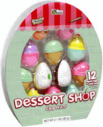 candy filled easter eggs dessert shop candy filled easter eggs 12ct