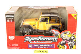 transformers jeep wrangler transformers alternators swindle price mega class