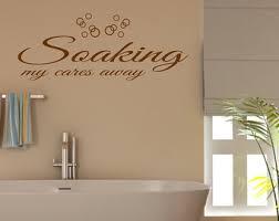 Bathroom Quotes For Walls Bathroom Quotes Etsy