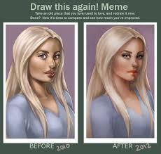 Draw It Again Meme Template - draw this again meme by junejenssen deviantart com art draw