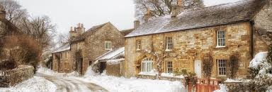 christmas in derbyshire christmas events peak district guide