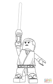 star wars coloring page lego luke skywalker colouring pages darth