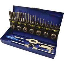 Dormer Tap And Die Set Buy Tap Sets At Cromwell Tools