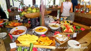 cuisine plus tahiti bora bora food prices bora bora resort dining