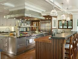 Grey Modern Kitchen Design by Kitchen Brown Wood Bar Stool Grey Corner Cabinets Brown Dining