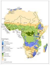 africa map climate zones the climate of africa s water basins mapped waterwiki net