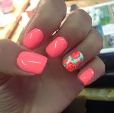 cute teen nails theyre cute and pink destinys board pinterest