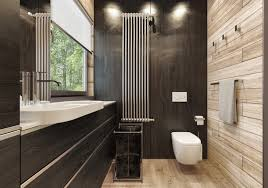 smart way to create your small bathroom designs into a modern and