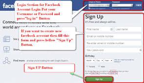 Fb Login Www Login Sign Up In Create Www Fb Account