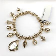 anne klein charm bracelet watches images Anne klein charm bracelet watch best bracelets
