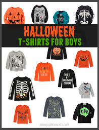 halloween shirts for boys joy in the works