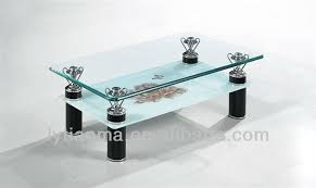 Modern Furniture Design Tea Table Made Of Glass Buy Tea Table - Tea table design
