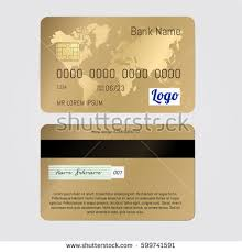 Ohio travel credit cards images Golden credit card stock images royalty free images vectors jpg