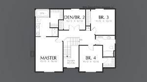 mascord house plan 2239n the hazelsmith
