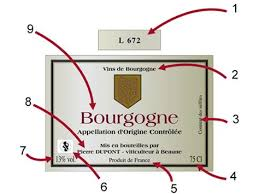 chambre d agriculture 15 chambre d agriculture de la gironde 15 etiquette vin mention