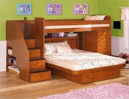 Double Twin Loft Bed Plans by Best 25 Queen Bunk Beds Ideas On Pinterest Queen Size Bunk Beds