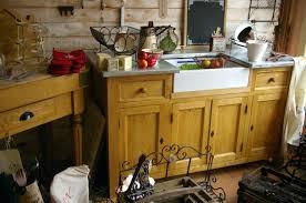 evier cuisine style ancien sous vier copie d ancien confort int rieur evier cuisine style