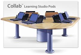 learning desk for collab learning studio pods collaboration tables collaboration