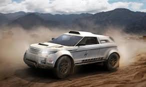 land rover racing range rover evoque 2012 dakar rally edition by rabe race cars