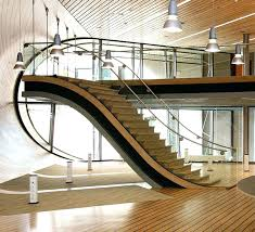 office stairs design home design stairs this unusual staircase interior design invites