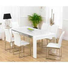 white high gloss table sophia white high gloss dining table