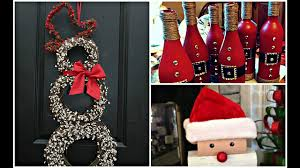 Christmas Decoration Ideas 2016 Unique And Creative Christmas Decorating Ideas Youtube