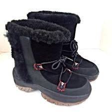womens winter boots size 9w ulu boots ebay