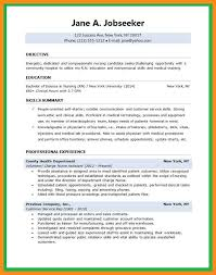 Office Nurse Resume 13 Sample Nurse Resume Azzurra Castle Grenada