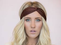 fabric headbands cool fabric headband hairstyles ideas 14 hairzstyle