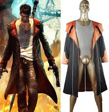 Halloween Costumes Video Games Devil Cry 5 Dante Cosplay Costume Anime Video Game Fancy