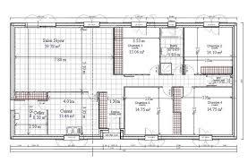 plan de maison plain pied 5 chambres plan de maison 5 chambres plain pied gratuit evtod
