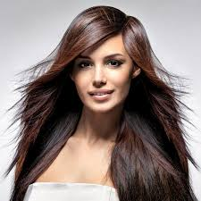 Stufenschnitt Lange Haare by Stufenschnitt Für Lange Haare Braune Lange Haare