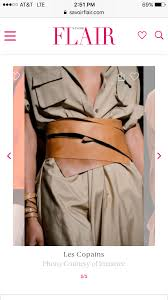 copriletti flou summer 2017 trend wrap obi belts to cinch things in