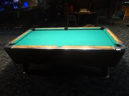 Valley Bar Table Valley Coin Op Bar Size Pool Table Slate Top Wichita Rhythm