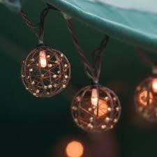 copper globe string lights patio light strands indoor outdoor patio 36 39 light strands