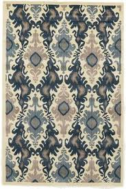 Area Rugs Uk Serengeti Ser05 Ivory Beige Rugs 60 X 110cm Modern Rugs Uk