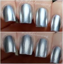 sally hansen color foils the polished mommy