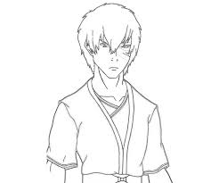 avatar zuko character mario